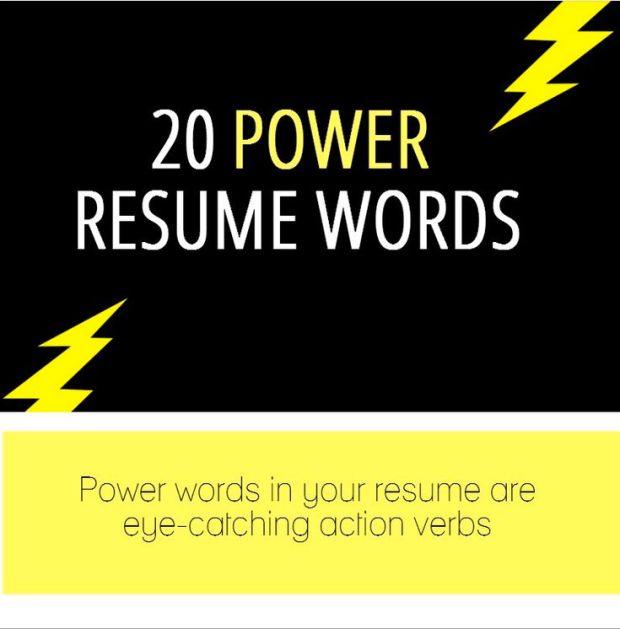 20-power-resume-words